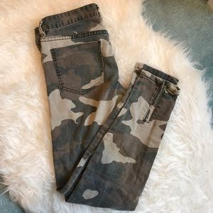 BILLABONG Camo Pants